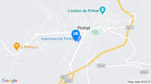 Alecrim Apartment | Alecrim & Rosmaninho Guest House Map