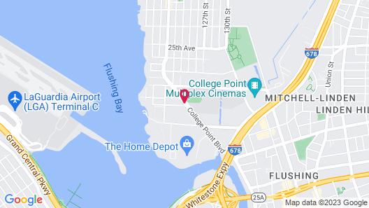 Fairfield Inn by Marriott LaGuardia Airport/Flushing Map