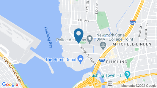 Fairfield Inn by Marriott LaGuardia Airport/Flushing Map