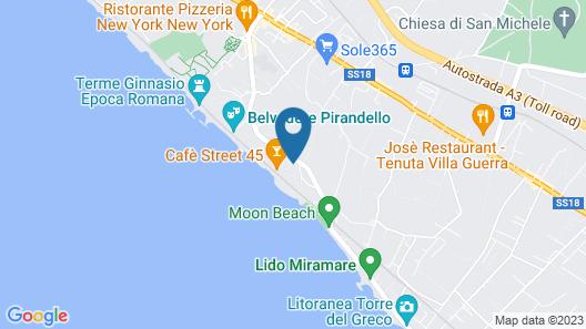 Casa Restino B&B Map