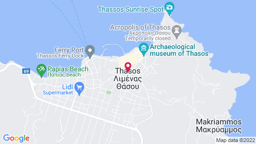 Kipos Map