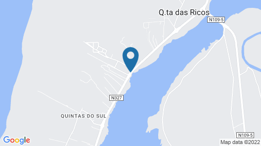 Hotel Estalagem Riabela 3*** Map