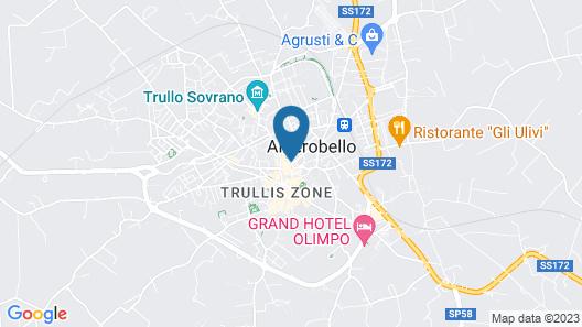 Le Alcove Luxury Resort nei Trulli Map