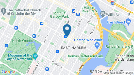 Rostel- Hostel Map
