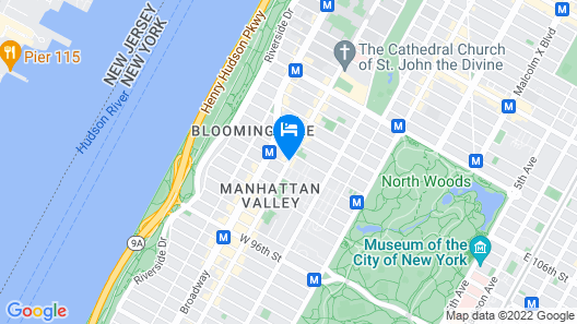 HI New York City Map