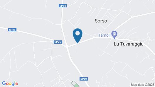 Casa di Campagna Dal Pozzo Map