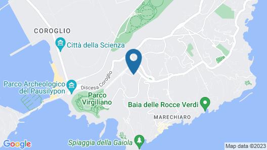Residenza le Rose Villa d'Arte Map