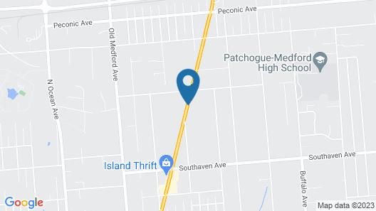 112 Motel Map