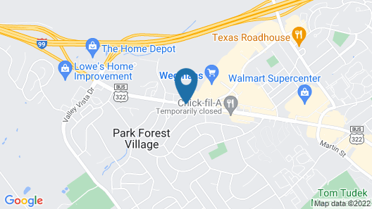 Fairfield Inn & Suites by Marriott State College Map