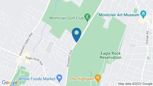 Residence Inn By Marriott West Orange Map