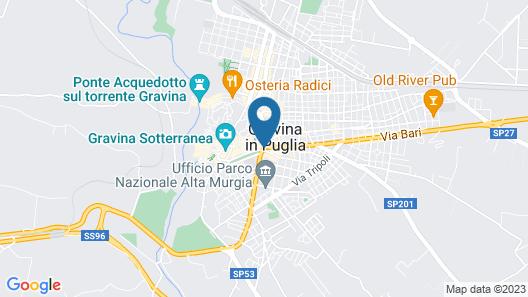 Agriturismo Al Refolo Map