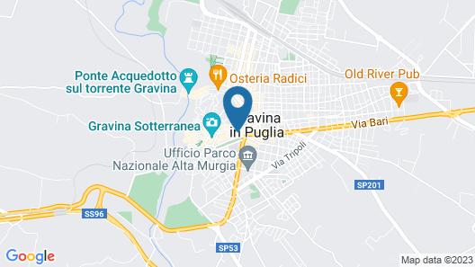 IL PICCOLO PRINCIPE B&B Map