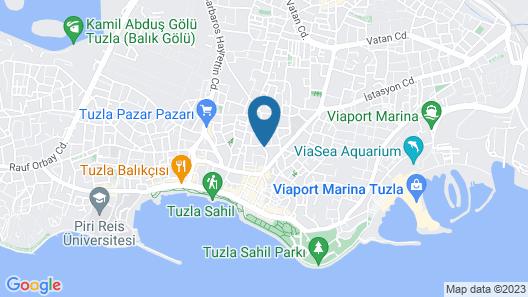 Eva Otel Map