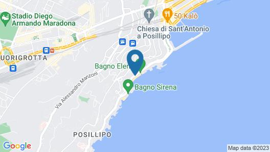 LHP Suite Posillipo Map