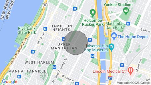 Vrbo Property Map