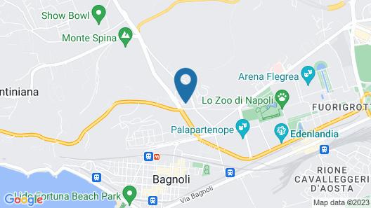 Montespina Park Hotel Map