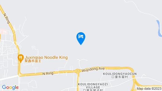Greentree Inn Jianxing Express Hotel Map