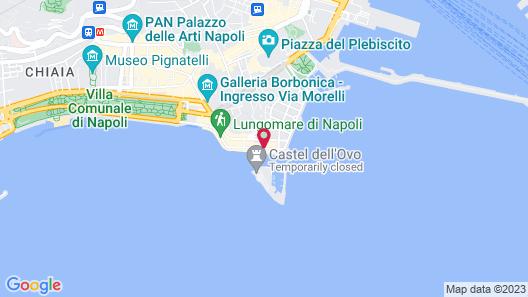 Grand Hotel Vesuvio Map