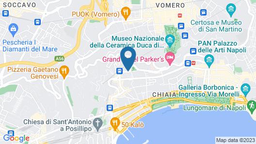 Franca Map