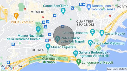 Casa Fabrotta With Garden Map