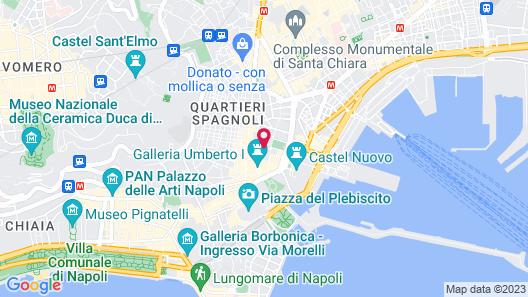 La Ciliegina Lifestyle Hotel Map