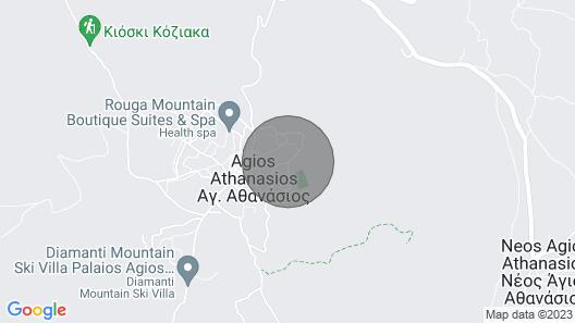 Dandy On The Hill 1, Palaios Agios Athanasios-kaimaktsalan Map