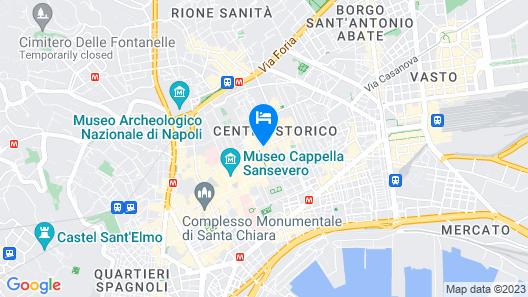 Domus Gemi Map