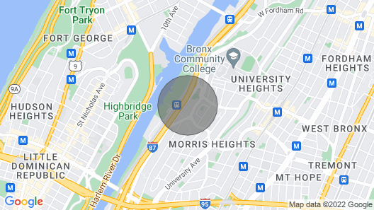 Cozy Independent Apartment - 20 min to Midtown NYC Map