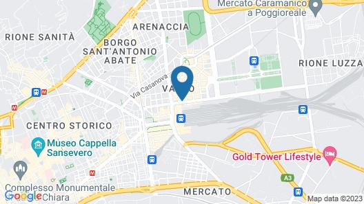 Grand Hotel Europa Map