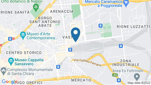 Stelle Hotel The Businest Map
