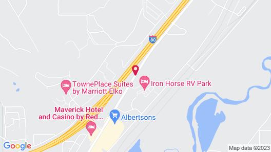 Shutters Hotel Map