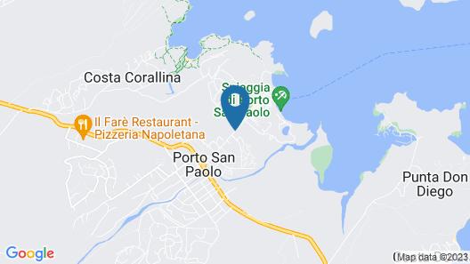 Relais del Borgo - Domo Map