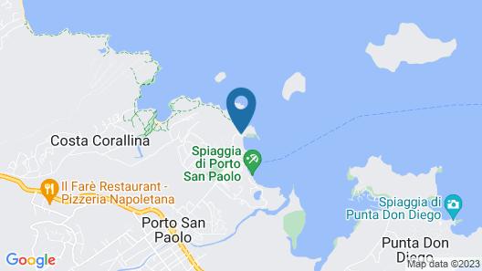IHR Hotel San Paolo Map