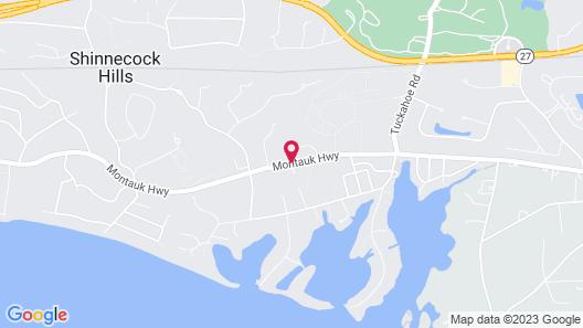 Hamlet Inn Map