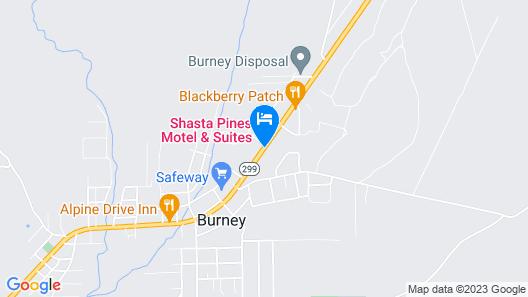 Charm Motel & Suites Map