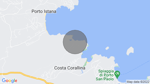 Vacation Home Tritone in Porto Istana - 6 Persons, 3 Bedrooms Map