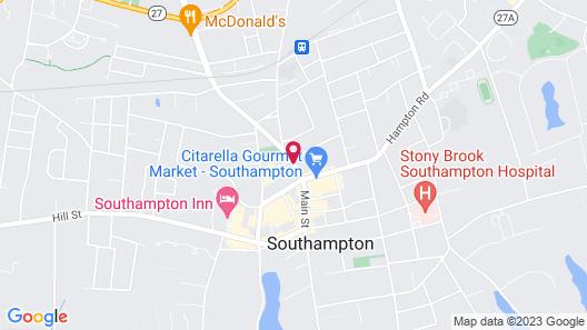Maison Vivienne Southampton Map