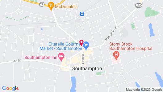 Harpoon House Map