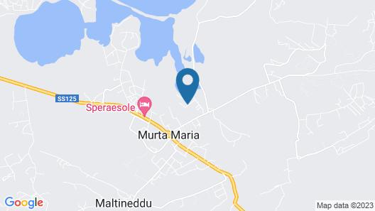 Villaggio Turchese - Apartment Map