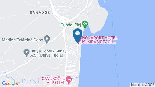 Nova Port Boutique Hotel Map