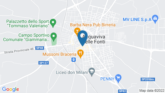 Bed & Breakfast Via Roma 15 Map