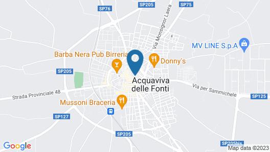 A Casa Di CI Map