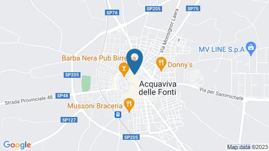 Albertario Map
