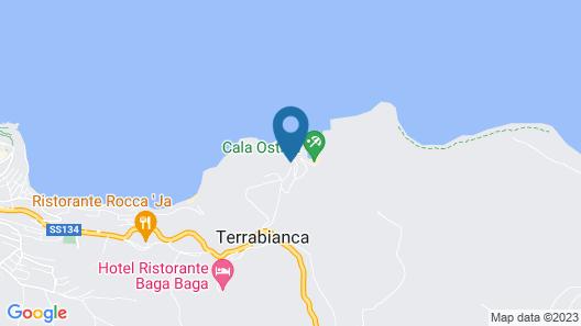 Castelsardo Resort Village Map