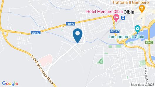 La Piazzetta Guest House Map