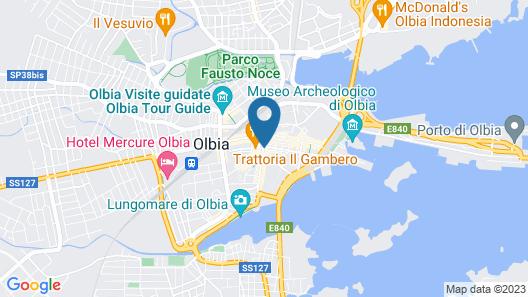 Domus Regia Map