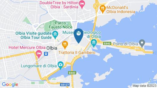 Ospitalità del Conte Hotel & SPA Map