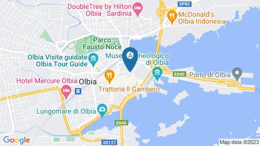 Le Residenze del Centro Map