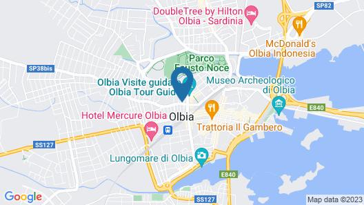 Altrè Guesthouse Map
