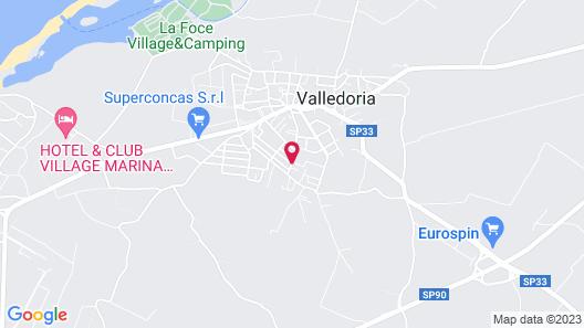 Sa Tanchitta Map